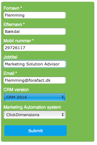 CSS-ClickDimensions-webform-hover-For a Fact