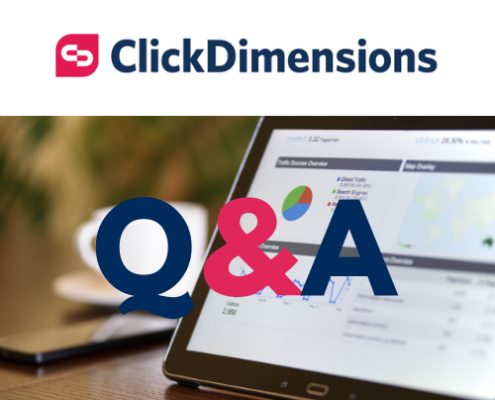ClickDImensions_Q&A-For a Fact