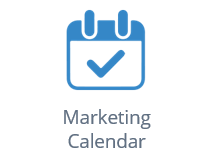 ClickDimensions Marketing Calendar