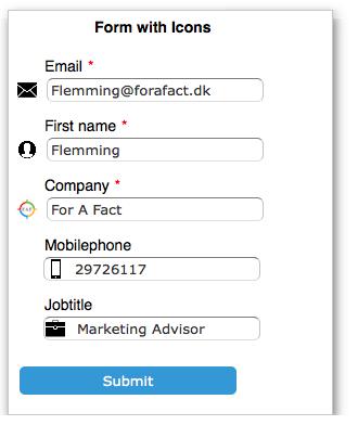 Webform-med-ikoner-